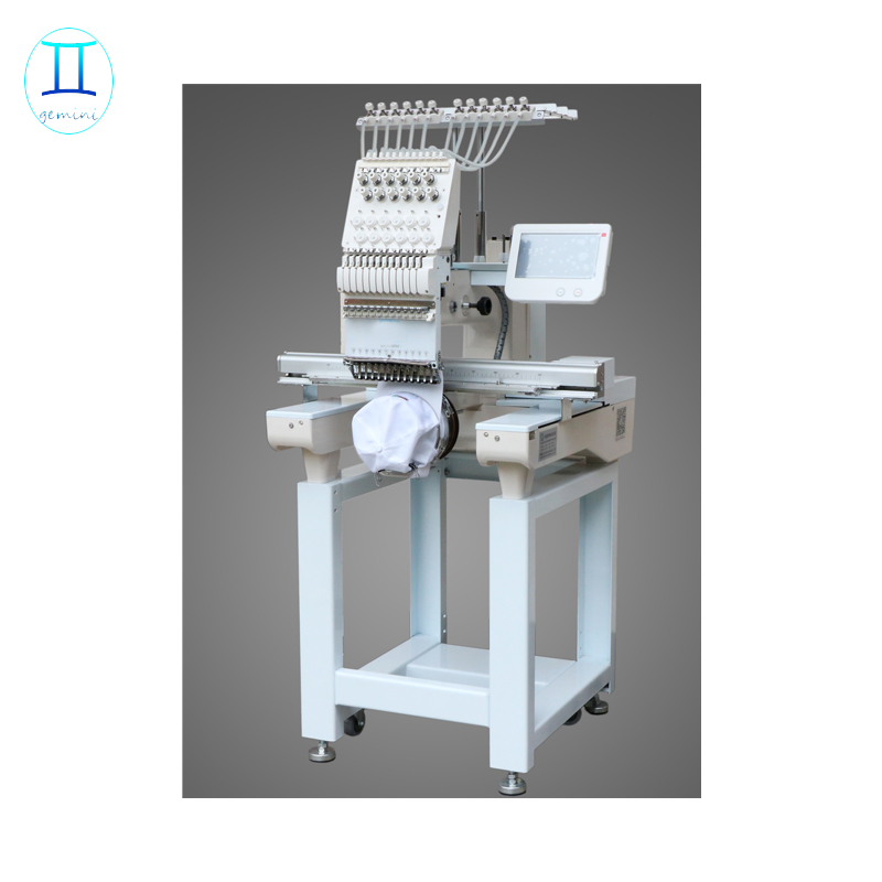 Hot Sale High Speed Commercial Industrial Multi Head Embroidery Machine China