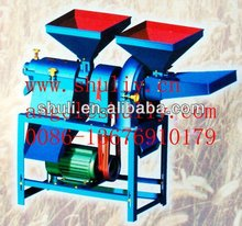 family used combined rice mill machine /0086-13703827539