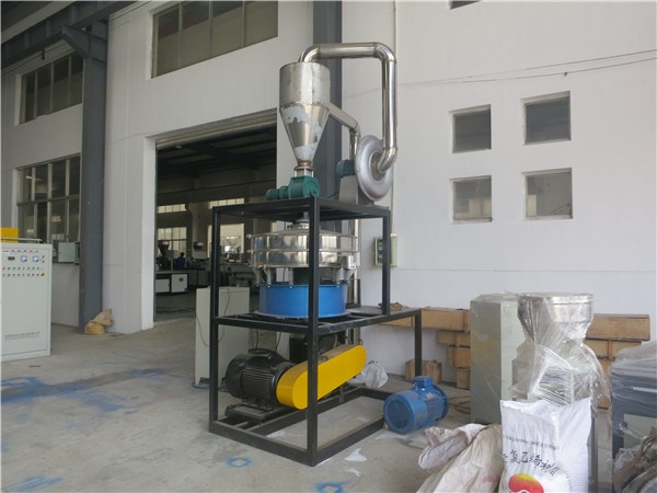 China promotion professional plastic pulverize or waste plastic milling  machine