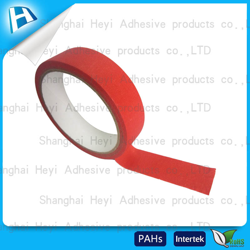 Used for painting on pin stripes auto spray-paint masking tape with low price