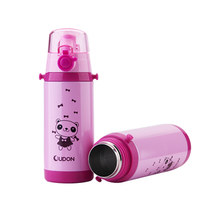 Colorful Water Bottle Custom Double Wall Insulated Stainless Steel Metal Thermal Vaccum Sealed Vacuum Flask Tea Thermos