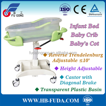 A-48 Abs Bath Baby Bed And Infand Bed For Hospital - Buy Baby Bed ...