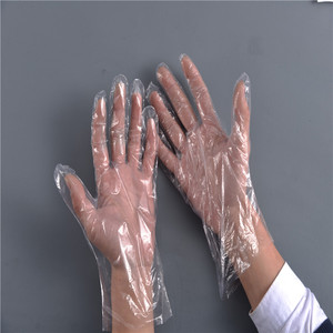 Hot Sale PE Disposal Gloves