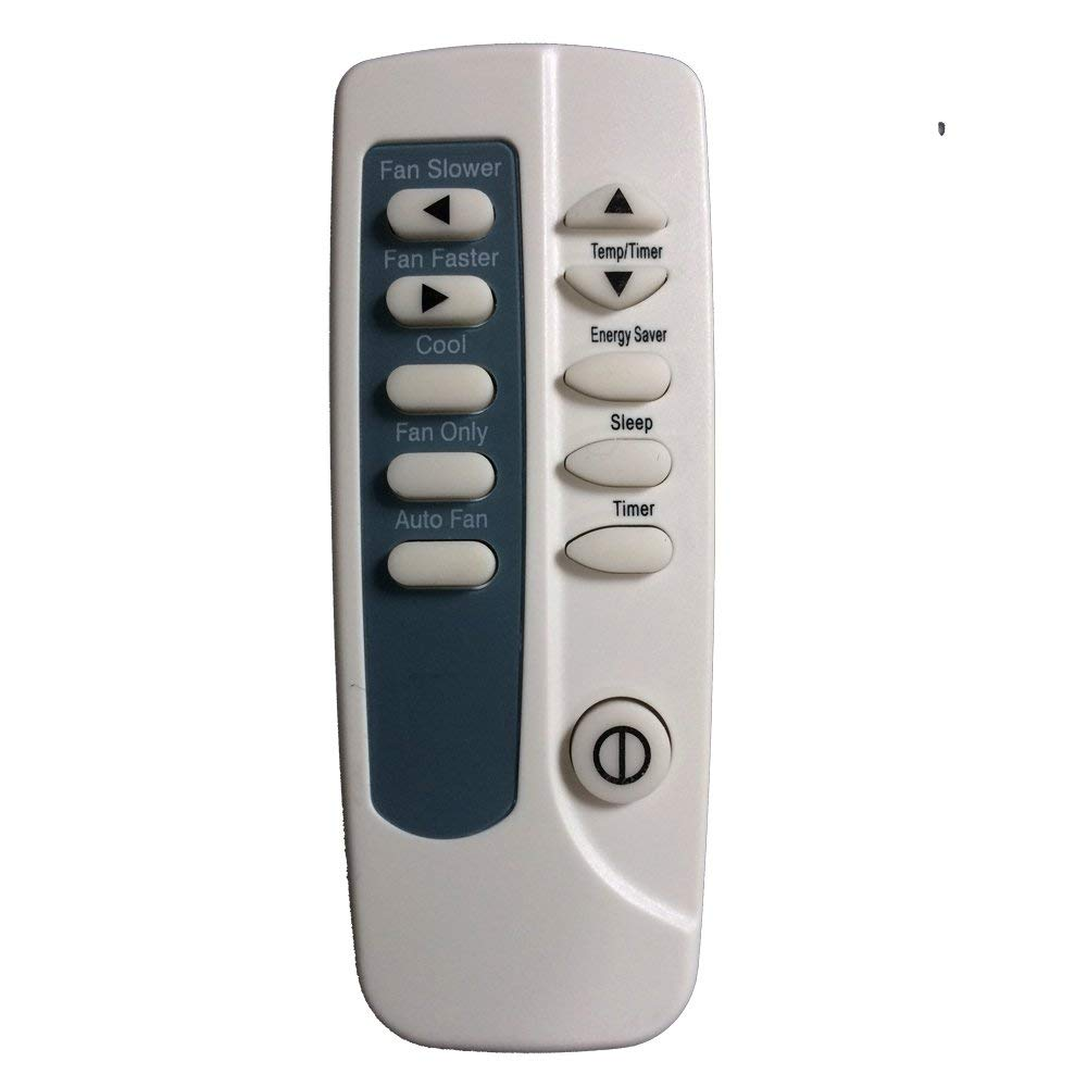 YING RAY Replacement for Frigidaire Air Conditioner Remote Control for LRA157MT1