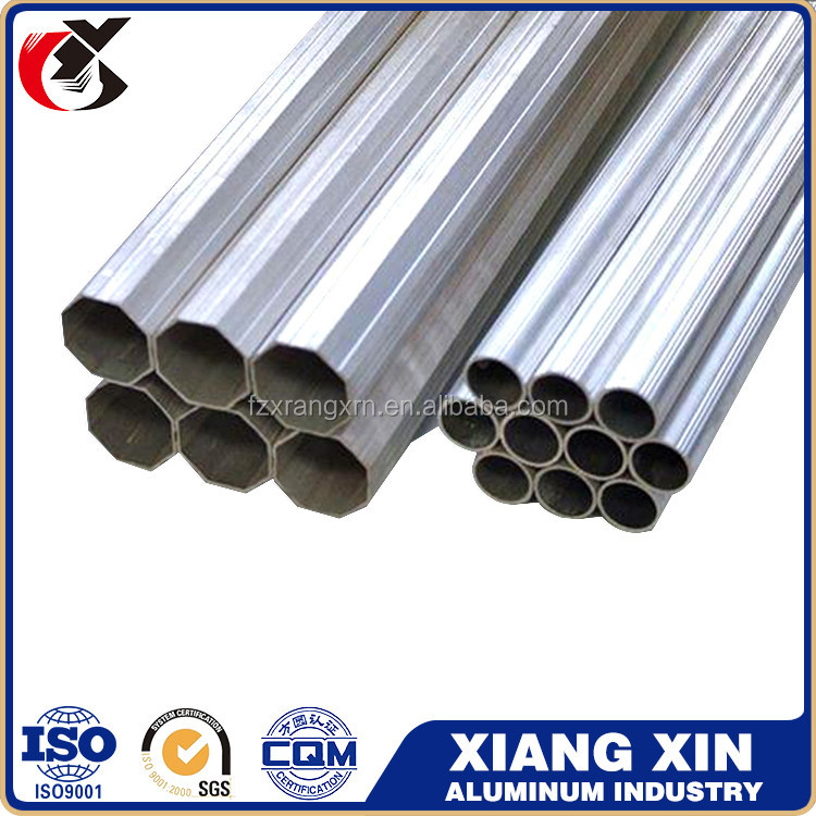 High Quality Round 3 1 2 Inch Aluminum Tube