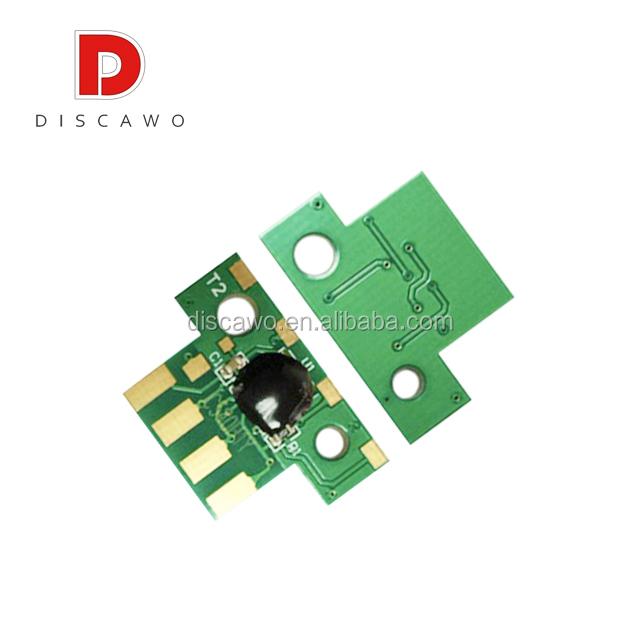 5 x Toner Chips for Lexmark CX410de CX510dhe /'/' 80C8SK0 80C8SC0 80C8SM0 80C8SY0