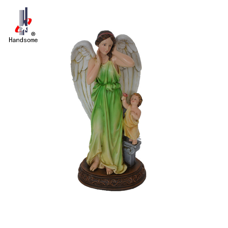 Resin angel wings for Church Souvenirs.Christmas gift home decoration