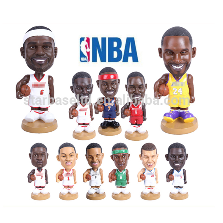 custom hars bobblehead nba basketbalspeler bobble head