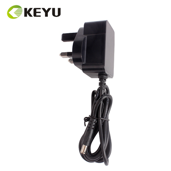 CE approved 24W power supply adapter 12V 2A ac dc Adaptor 3 PIN UK Plug For LED Strip Light 12v power adapter