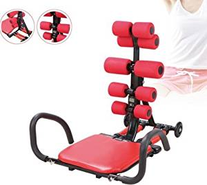 Exercise machines fitness equipment lazy people sit up abdominal and arm belly machine