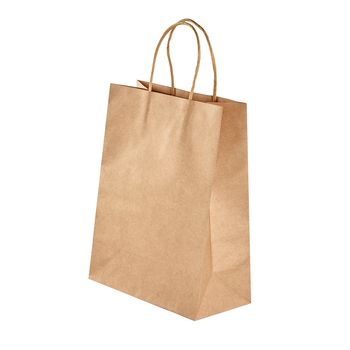 Various Size Kraft Paper Sandwich Bag A5 Lunch With Clear Window