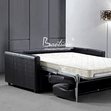 European style hotel furniture new model leather sofa cum bed set designs or hot sell luxury fabric sofas sofa bed folding