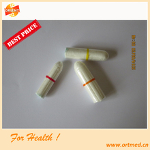 High quality soft comfortable mini tampons