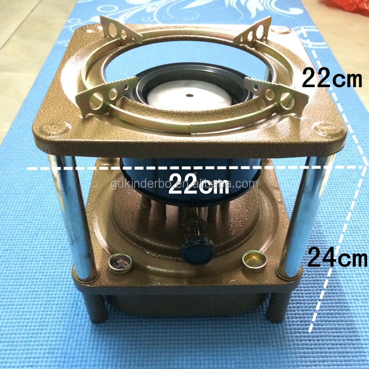 JK-101B high quality detachable kerosene wick stove