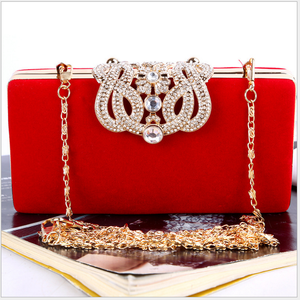 4130e4a04a Lady Clutch Evening Bags, Lady Clutch Evening Bags Suppliers and  Manufacturers at Alibaba.com