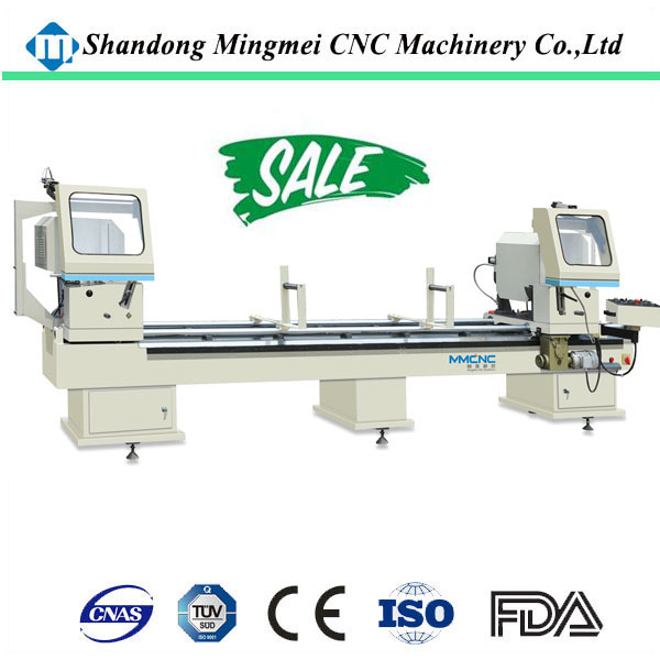 window machinery United States double head mitre saw table saw aluminum window machine window machinery