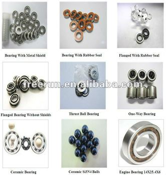 High Performance Engine Bearings For Rcshow Case - Buy Rc Engine  Bearing,High Speed Engine Bearing,Rcshow Case Engine Bearing Product on  Alibaba com