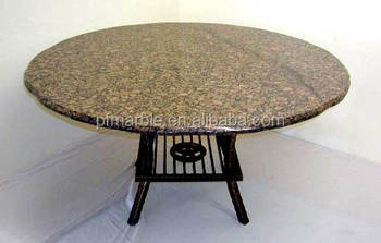 Granite Furniture Tops & Round Dining Table & Table Top