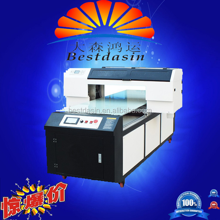 uv flatbed printer a3 digital printing machine corrugated box printing machine