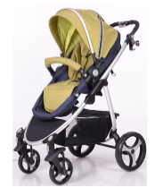 Hot Sale! 2017 High Quality with En1888 Approved New Design Baby Stroller