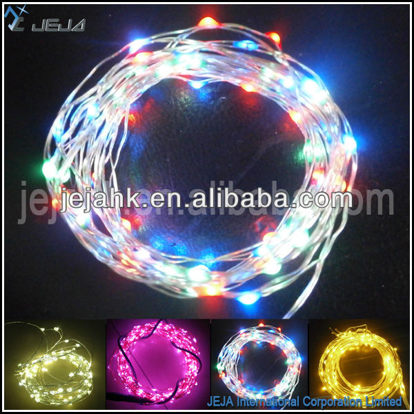 Shenzhen mini lights, led string light for Christmas decoration