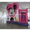 2019 inflatable bouncer combo jumping castle with slide for sale, used party jumpers for kids