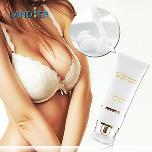 Private Label Skin Care Natural OEM/ODM Breast Cream for Breast Size Increase