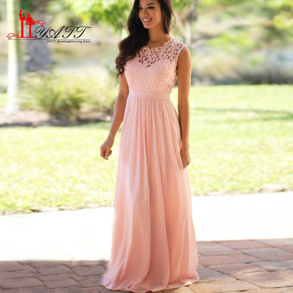 54c9cf90f36d Popular Coral Colored Bridesmaid Dresses-Buy Cheap Coral .