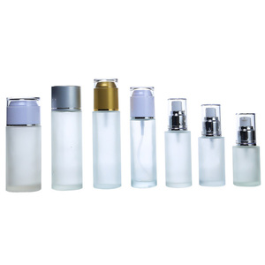 30Ml 40Ml 100Ml 120Ml Bottle Cosmetic Glass For Unique Lotion Bottle