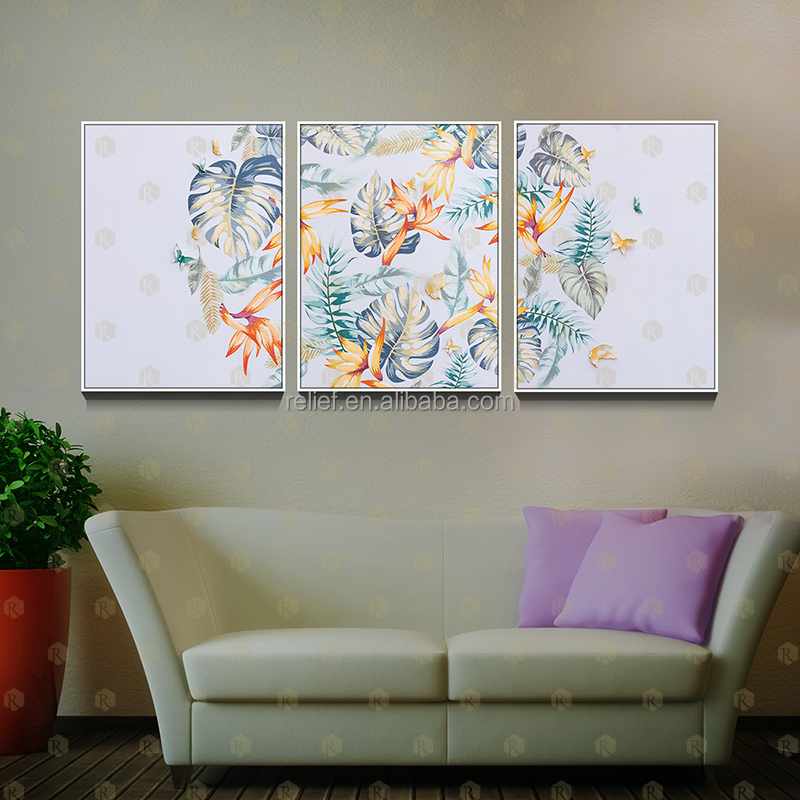 Y687213 new design relife wall art &abstract oil painting for home decor
