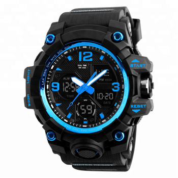 Fashion Sport Watch Waterproof  Digital  Oem Watch Casual Watches Digital Men Wrist