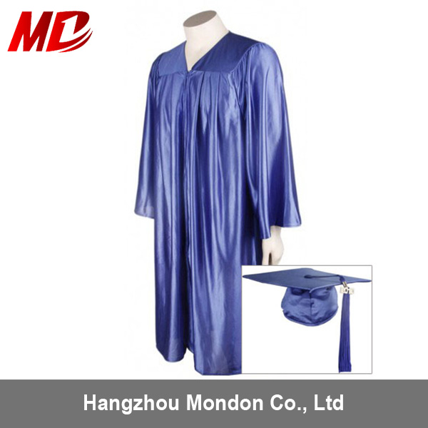 Customized Kindergarten Green Material Graduation Gown - Buy Green ...