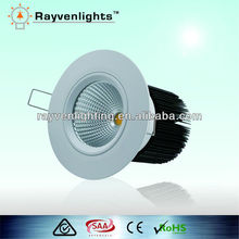 IP64 Waterproof dimmable 10w bathroom LED Down light high quality with CE Rohs SAA C-tick approved