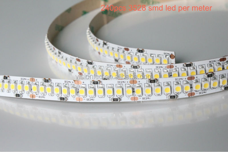 24v 3528 Led Strip 240 M Light