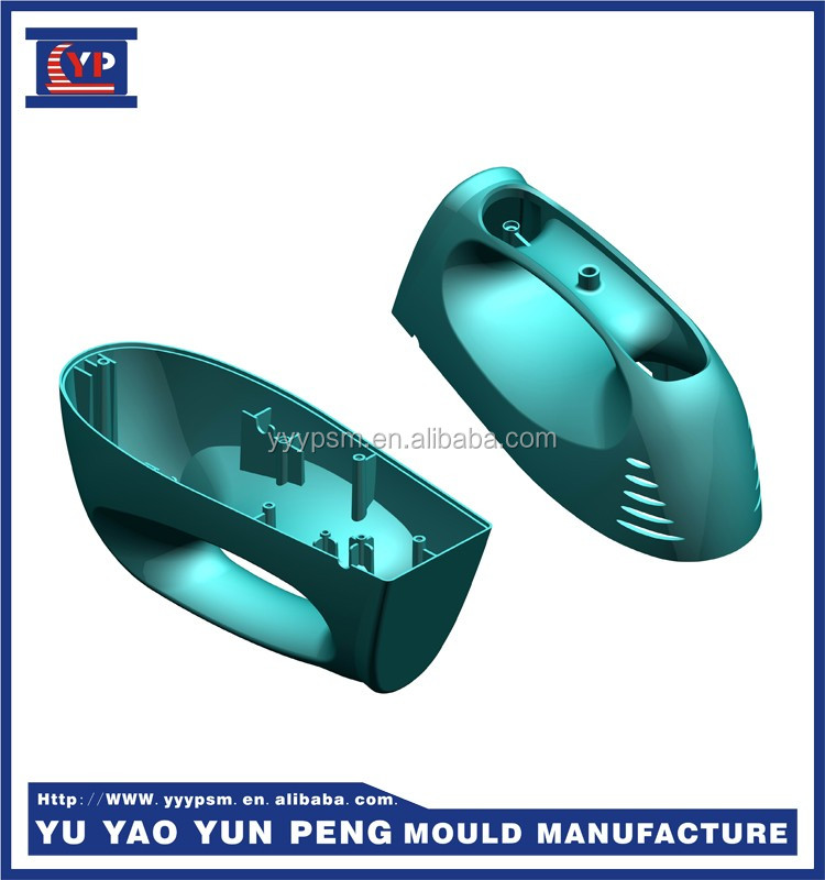 Continuous strong steam electric iron injection mould/Clothes Electric iron steam iron plastic parts mold