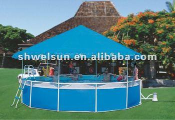 Inflatable steel frame pool buy steel frame pool steel for Piscina 10000 litros