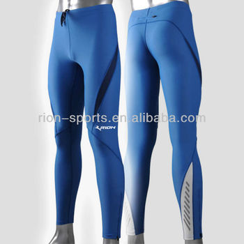 13530a0830abc Men's Compression Running Long Tights - Buy Long Tights,Running ...