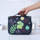 SUPER JOURNEYING Brand Travel Makeup Bag Digital Printing Portable Storage Organizer Cosmetic Bag Travel Toiletry Bag