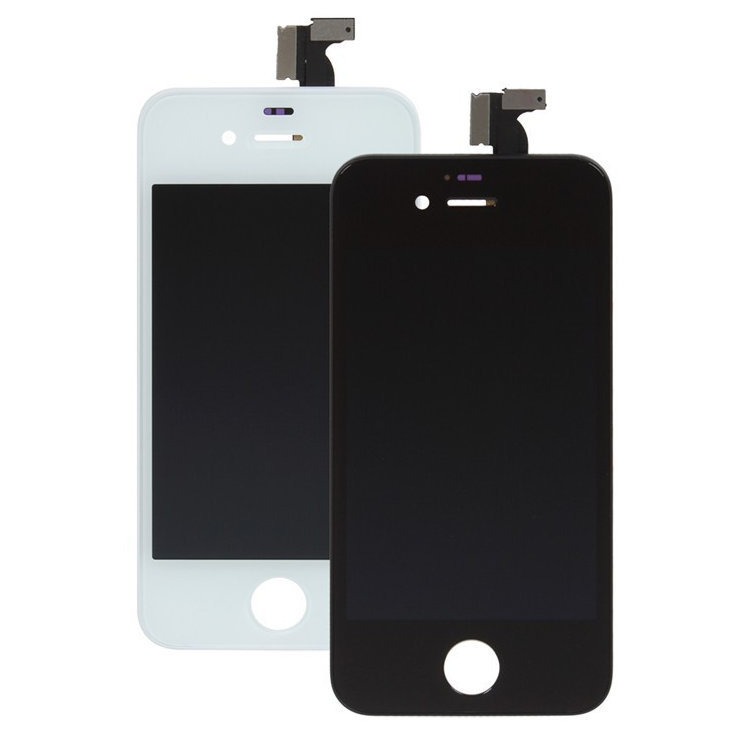 For iPhone 4s LCD Digitizer Assembly For iPhone 4s Ecran Screen Replacement Mobile Phone LCDs