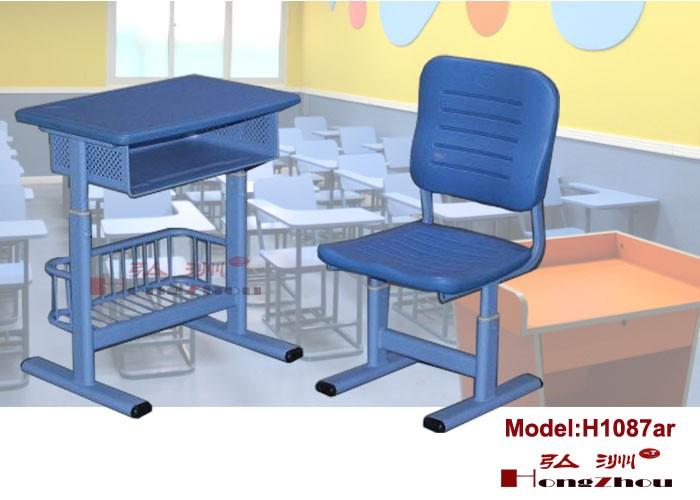 En plastique enfants bureau détude avec une chaise pour lécole