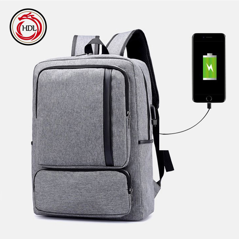 2018 Luxury Business Smart Multifunctional USB Charging <strong>Backpack</strong>