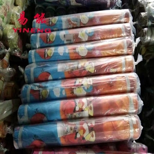 china cheap wholesale flowers design microfiber disperse floral printed brushed polyester fabric for bedsheet fabric