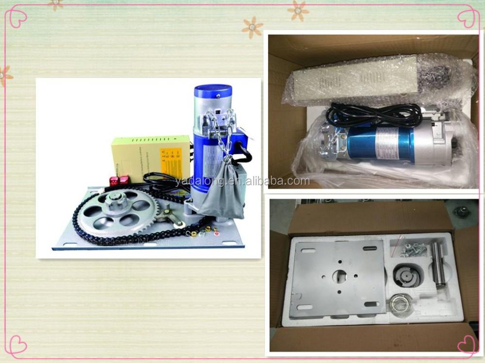 Automatic gate operator kit sliding door motor buy for Sliding gate motor kit