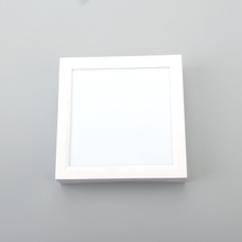 Alta Luminosità PBT PP SMD 8 w 12 w 18 w 24 w superficie del soffitto ha condotto il downlight quadrato