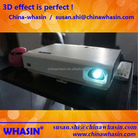 China-whasin DIY easy installation cheap wireless home theater system tv 3d led projector