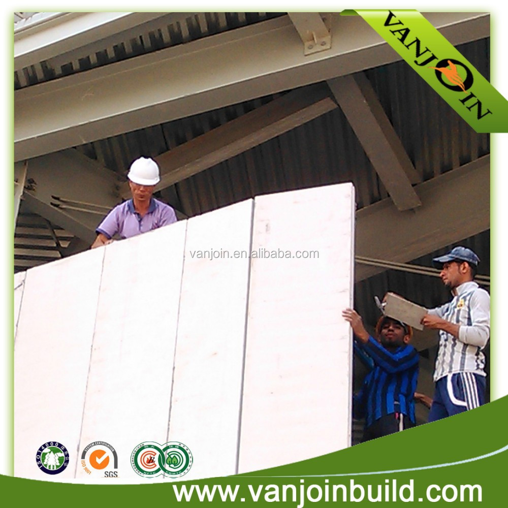 Foam Filled Wall Panels Eps Sandwich Panel/ Foam Precast Concrete Wall Panels