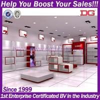 Custom Made Retail Shoes Shop Interior Design