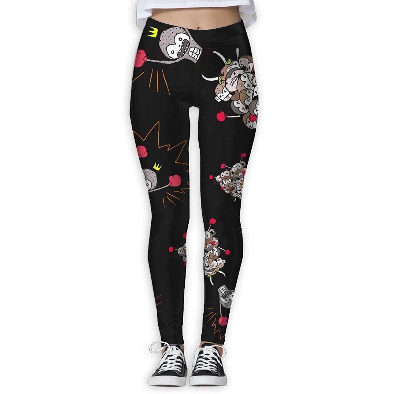7f51831ed29 Buy Yingfa1630 women  39 s new boxer long pants with legs split ...
