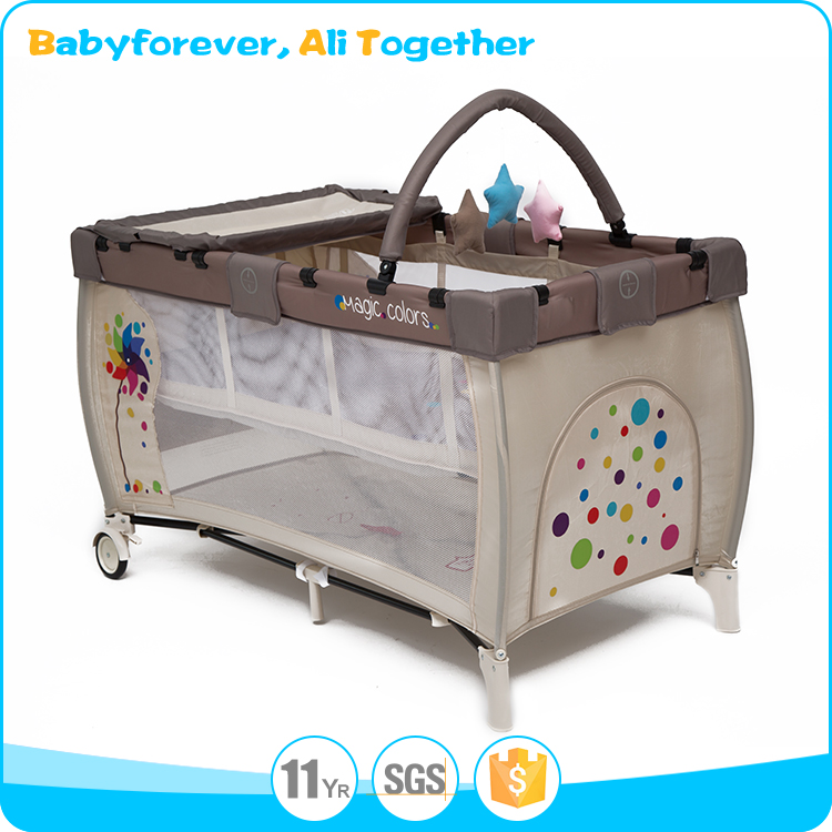Muebles de dormitorio de lujo de Moda por encargo del bebé cunas ...