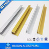 Triangular punch aluminium tile trim,ceramic tile corner trim edging